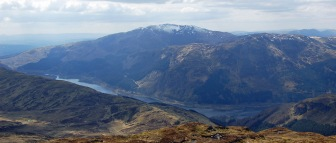 Taken from Beinn Each. I never wrote about this trip for some reason...maybe I'll rectify that in the near future. Beinn Each is a great wee Corbett. It was a day of Venison Pies from Mhor Bread in Callander. (2008)