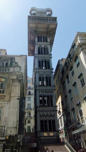 The Justa Elevator